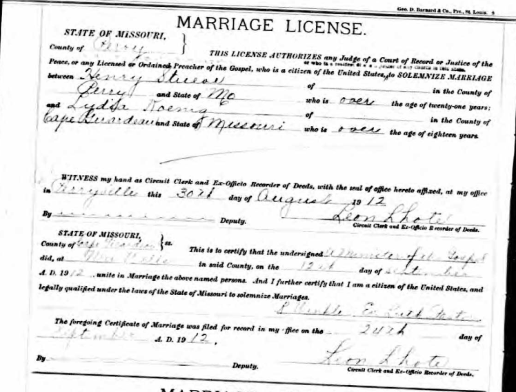 stueve-koenig-marriage-license