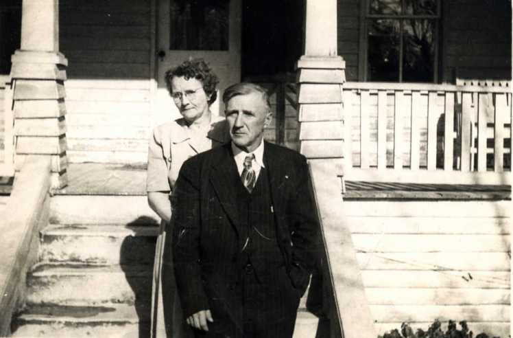 William and Paula Frentzel
