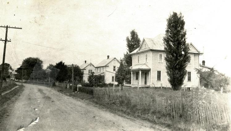 Albert Mueller home