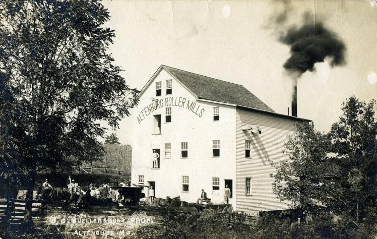 Altenburg Roller Mills tif