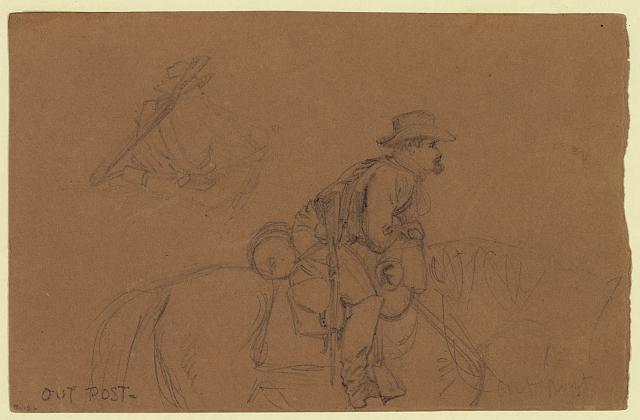 Cavalry soldier 2