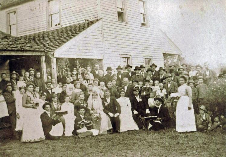 Conrad Schade wedding 1902