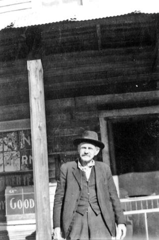 Daniel Wichern 1930's X