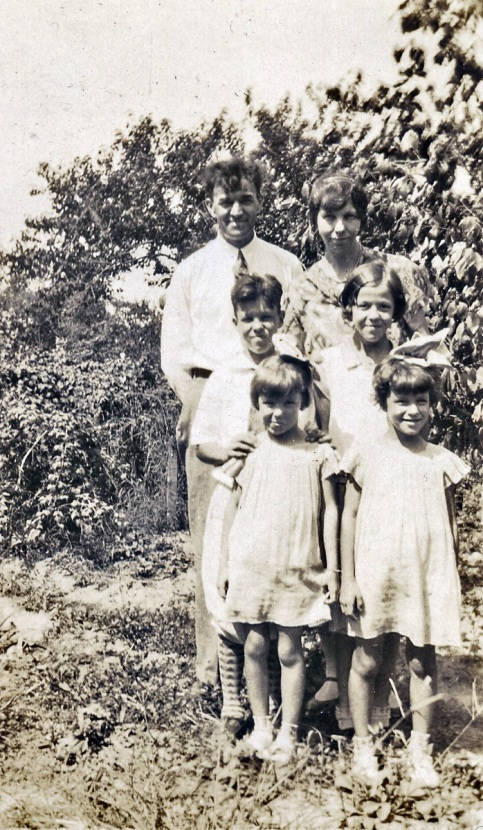 E.J. Poppitz & family