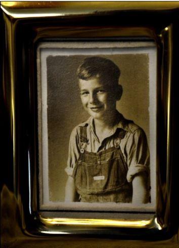 Edgar Dreyer young