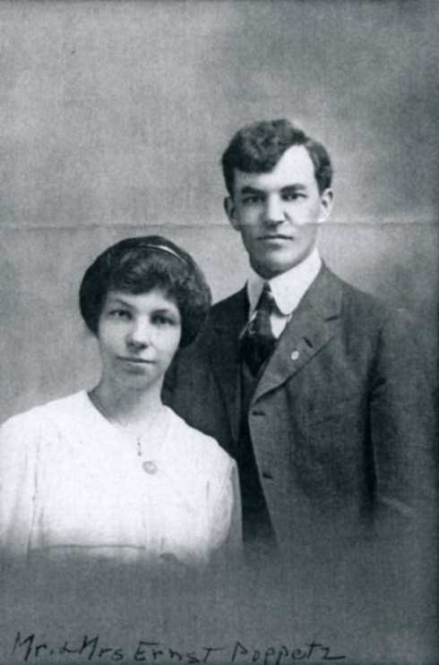 Ernst and Mallinde Poppitz