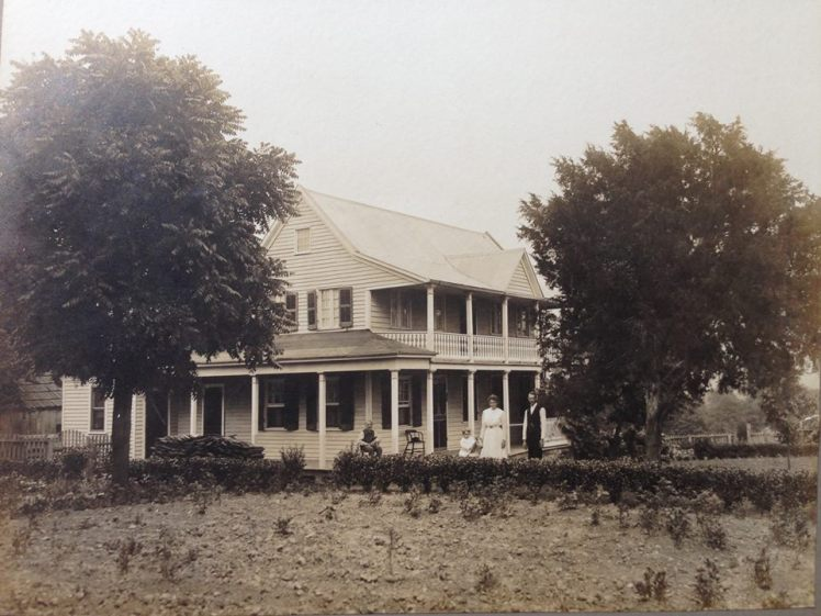 Groh house c.1910