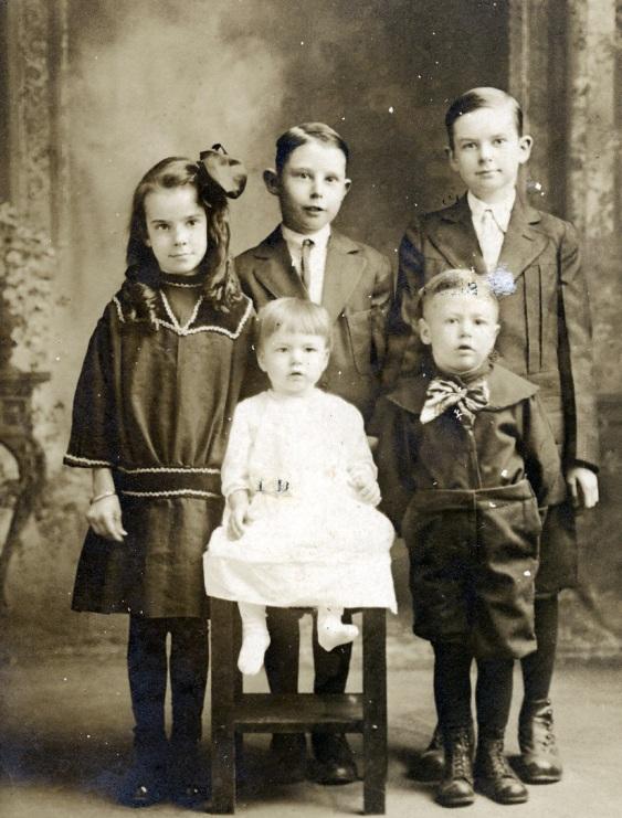 Henry Mueller children