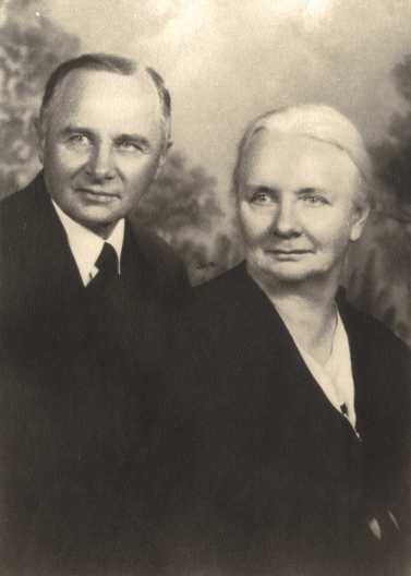 Herman and Lydia Kohlmeier