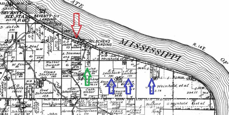 holschens-landing-map-1915-leimbach