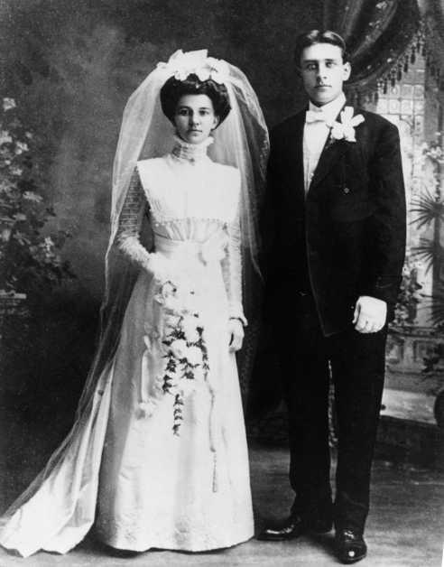 Littge Ahner wedding