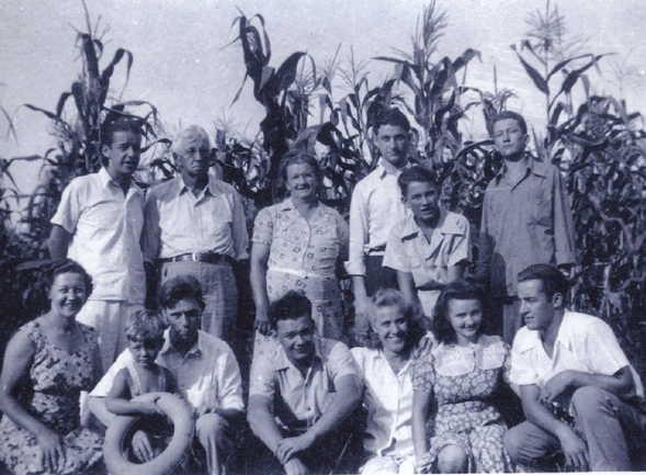 Littge family 1940