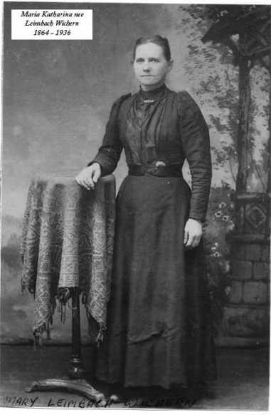 Maria Wichern