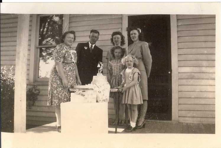Martin Otto Seibel family