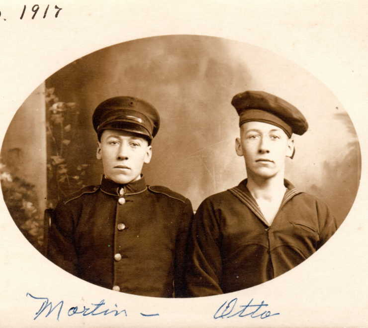 Martin Otto Seibel WWI