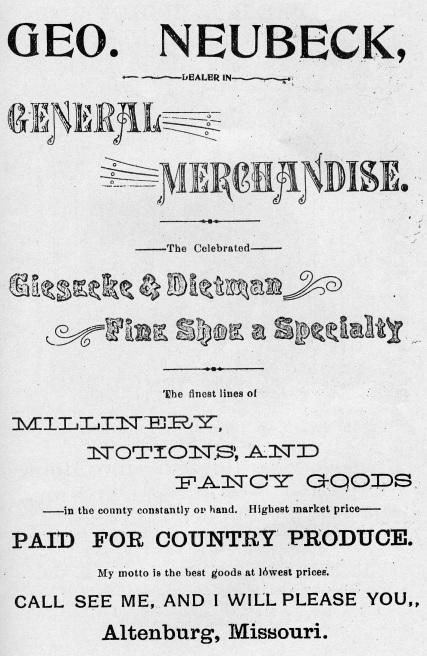 Neubeck AD