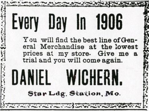 Wichern Ad X