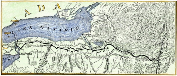 Erie-canal_1840_map
