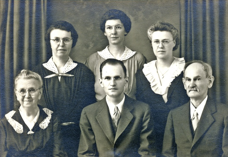 George Grebing family Thurm