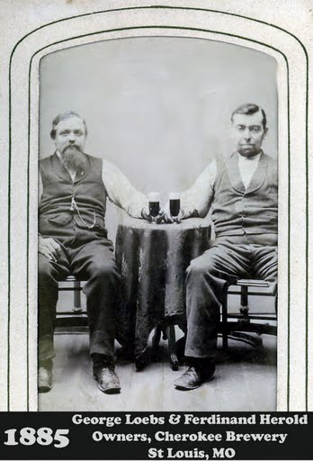 George Loebs and Ferd Herold