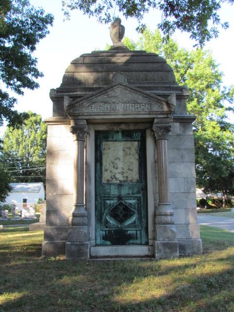 Haenichen grave