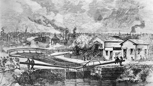 Illinois and Chicago Canal Summit 1840's