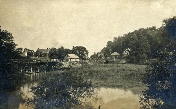 Loebs frame house 1901 X