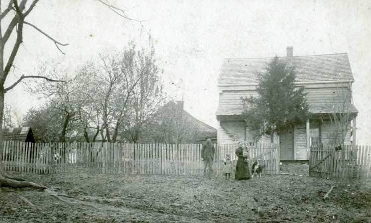 Martin and Emma Poppitz home