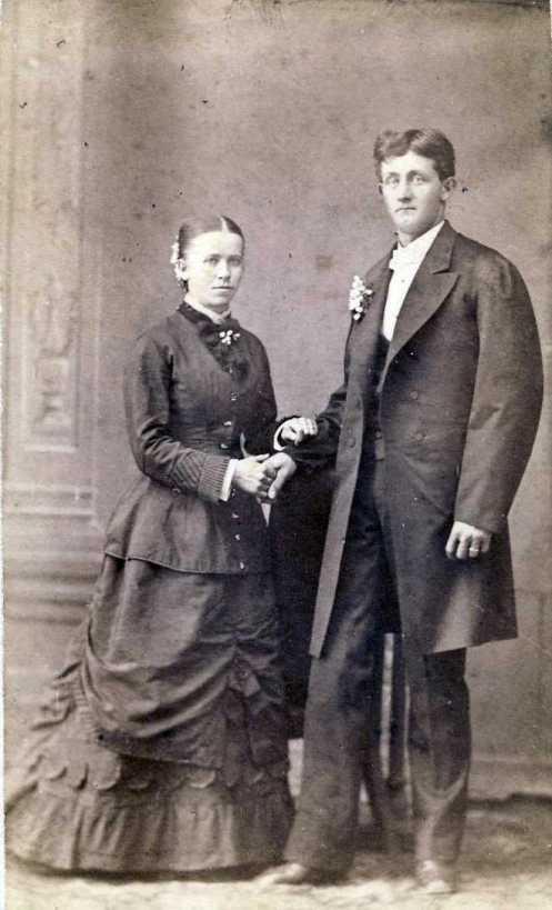 Martin and Emma Poppitz