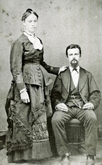 Rosalie & Friedrich Bodenschatz
