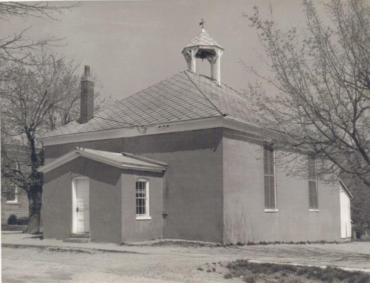 Trinity 1845 church