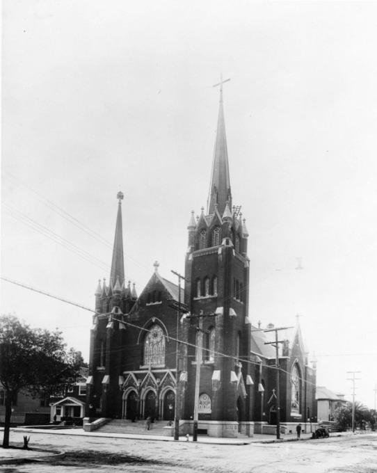 Trinity German Lutheran Church Los Angeles