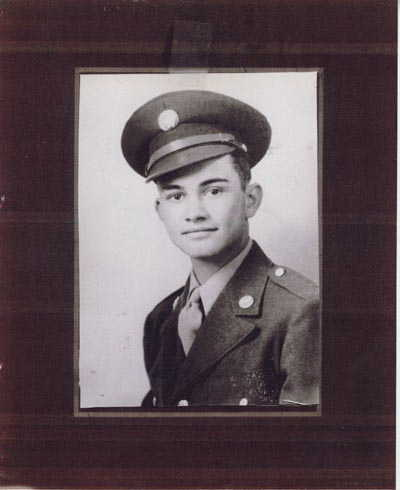 Vernon Littge WWII