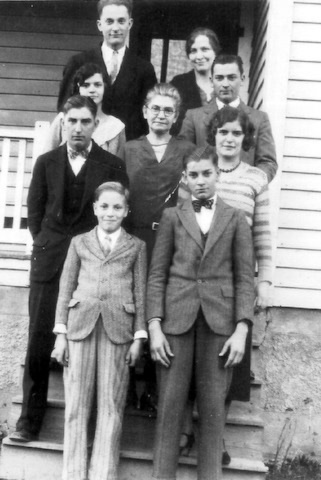Bertha Schmidt children