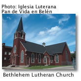 Bethlehem Lutheran Detroit MI