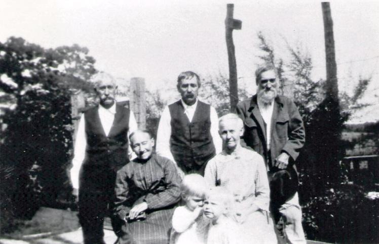 children of Johann Gottlieb Oehlert