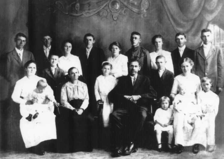 Christian Kassel family