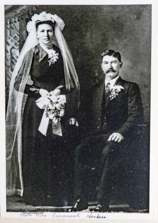 Emmanuel and Katharina Hacker