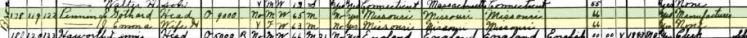 Gotthard Pfennighausen 1930 census New Haven CT