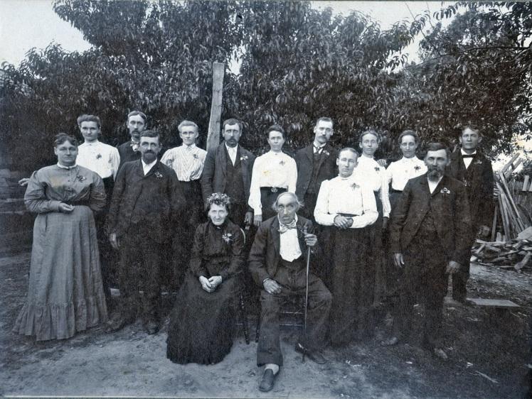 Gottlieb Oehlert children & spouses