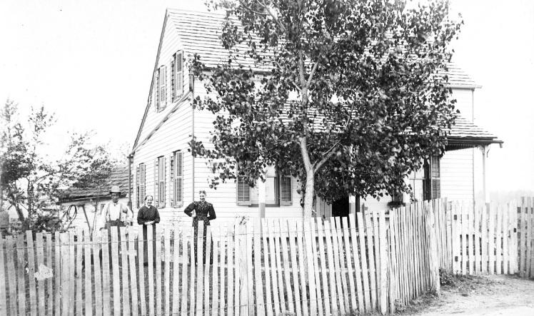 Gottlieb Oehlert Home