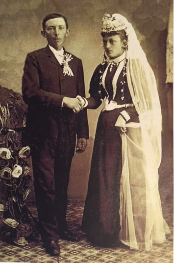 Herman and Emma Weber