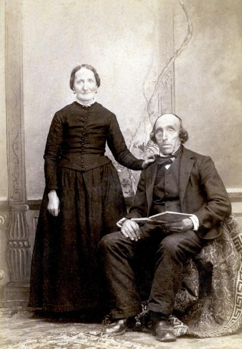 Johann Gottlieb Oehlert & wife