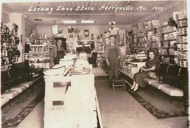 Lorenz shoe store Perryville