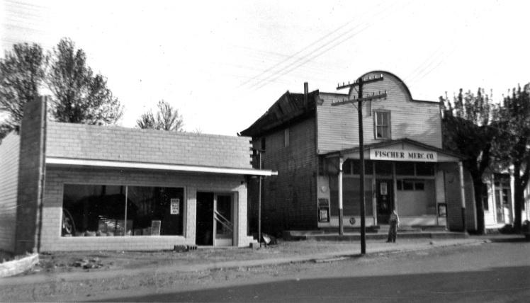 old&modern Fischer store