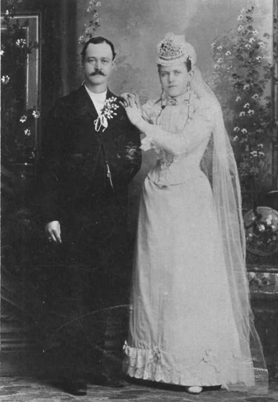 Oswald Kaempfe wedding