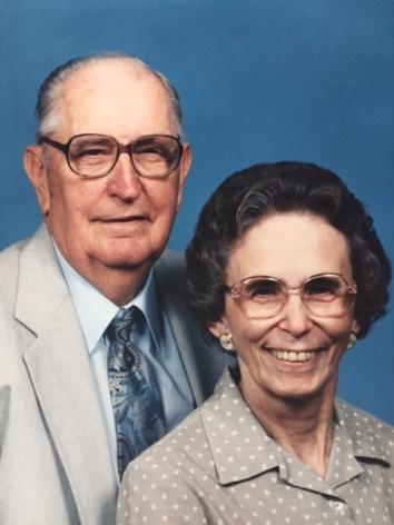 Richard and Eleonora Schmidt