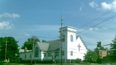 St. Jacobi Lutheran Church Jennings