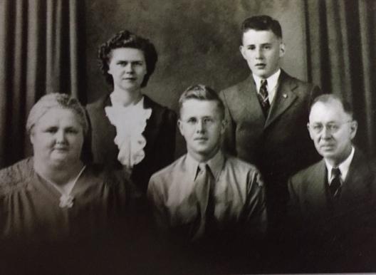 Theodore Kassel family