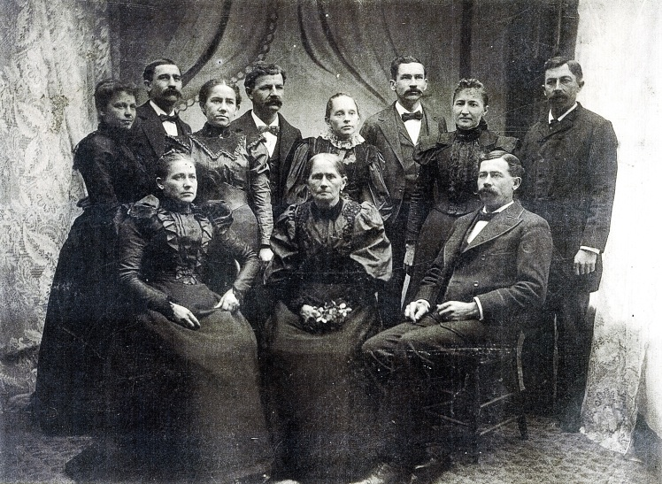 Albert Fischer family